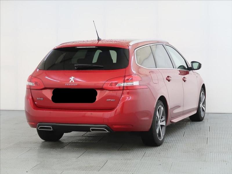 Photo 3 de l'offre de PEUGEOT 308 SW 1.5 BLUEHDI 130CH S&S GT LINE EAT8 à 23185€ chez YM Automobiles
