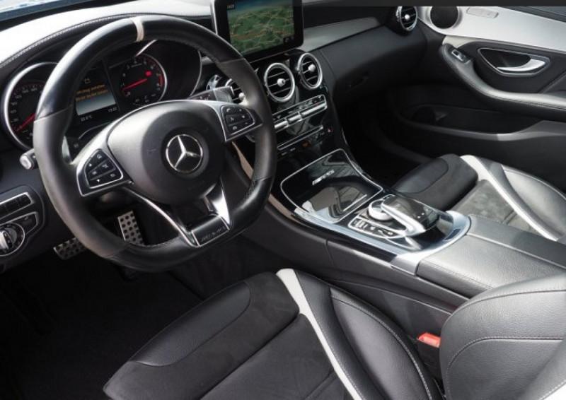 Photo 6 de l'offre de MERCEDES-BENZ CLASSE C BREAK (S205) 63 AMG S SPEEDSHIFT MCT AMG à 55000€ chez YM Automobiles