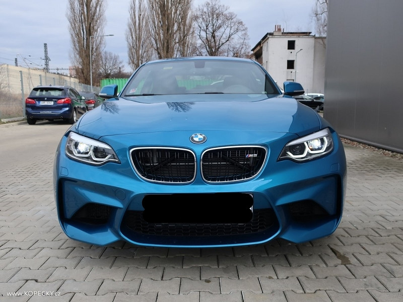 Photo 10 de l'offre de BMW M2 COUPE (F87) M2 370CH M DKG à 55000€ chez YM Automobiles