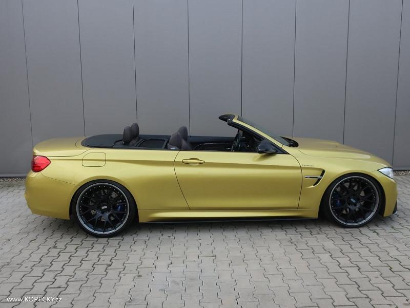 Photo 2 de l'offre de BMW M4 CABRIOLET (F83) M4 431CH DKG à 50000€ chez YM Automobiles