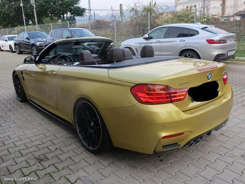 Photo 15 de l'offre de BMW M4 CABRIOLET (F83) M4 431CH DKG à 50000€ chez YM Automobiles