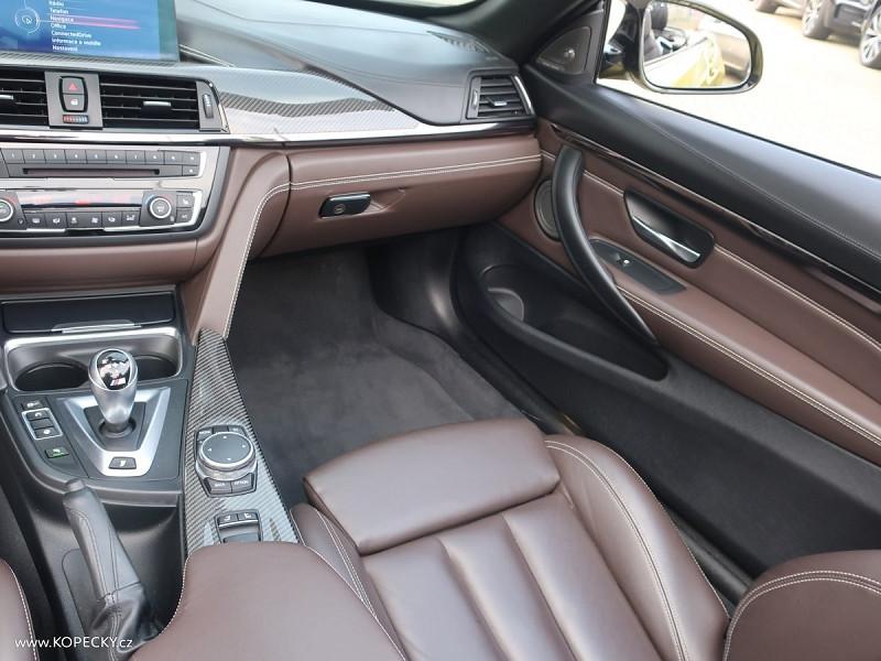 Photo 6 de l'offre de BMW M4 CABRIOLET (F83) M4 431CH DKG à 50000€ chez YM Automobiles