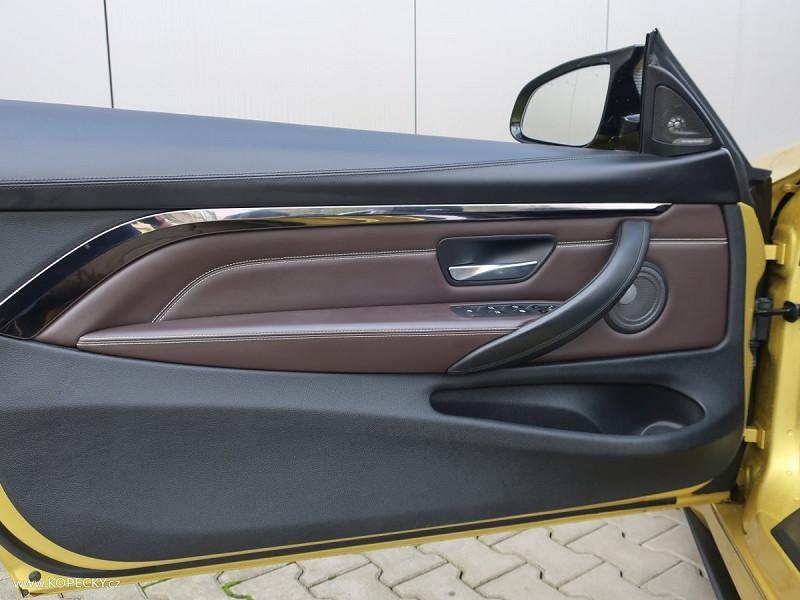 Photo 11 de l'offre de BMW M4 CABRIOLET (F83) M4 431CH DKG à 50000€ chez YM Automobiles