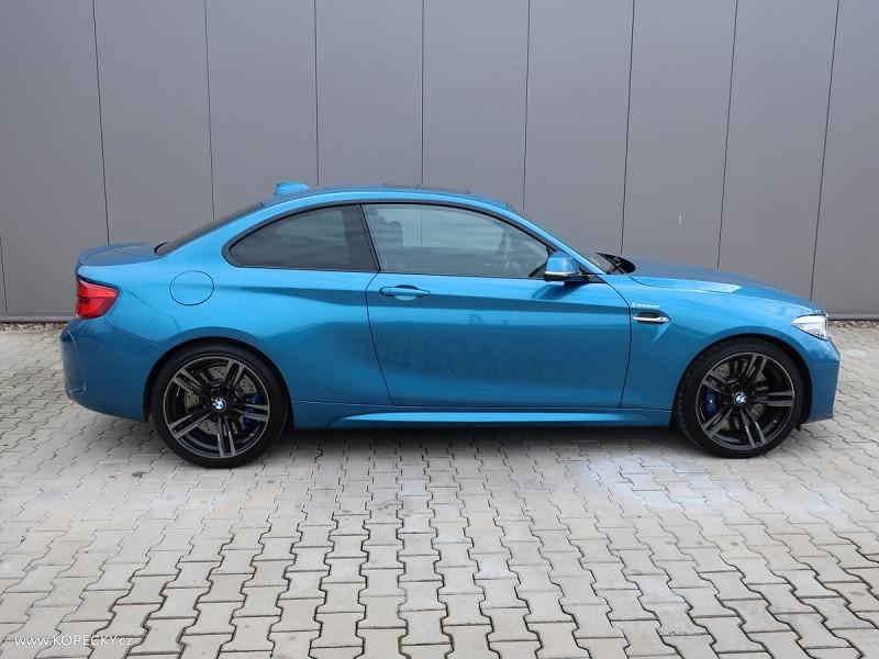 Photo 2 de l'offre de BMW M2 COUPE (F87) M2 370CH M DKG à 55000€ chez YM Automobiles