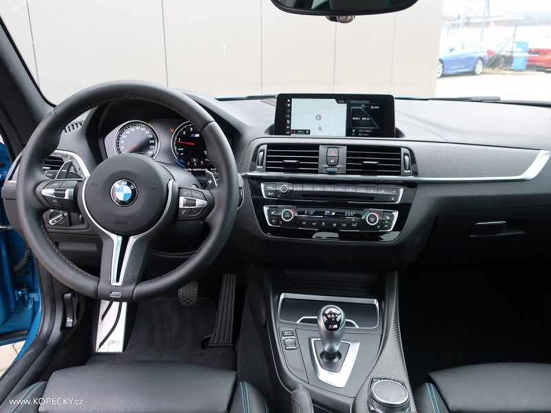 Photo 5 de l'offre de BMW M2 COUPE (F87) M2 370CH M DKG à 55000€ chez YM Automobiles