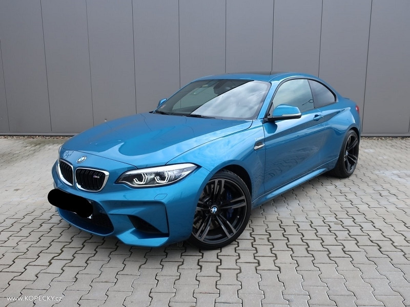 Photo 1 de l'offre de BMW M2 COUPE (F87) M2 370CH M DKG à 55000€ chez YM Automobiles