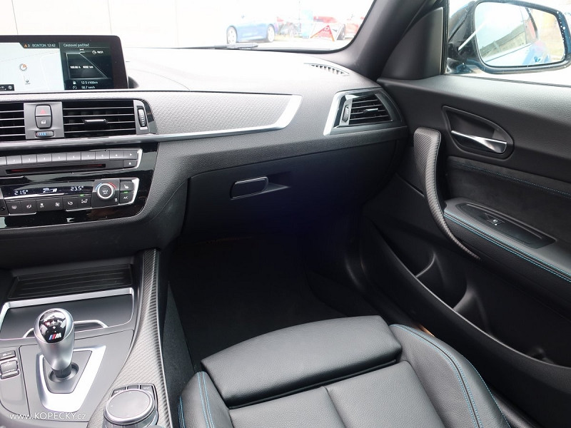 Photo 6 de l'offre de BMW M2 COUPE (F87) M2 370CH M DKG à 55000€ chez YM Automobiles