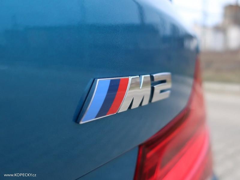 Photo 15 de l'offre de BMW M2 COUPE (F87) M2 370CH M DKG à 55000€ chez YM Automobiles