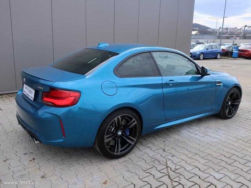 Photo 11 de l'offre de BMW M2 COUPE (F87) M2 370CH M DKG à 55000€ chez YM Automobiles
