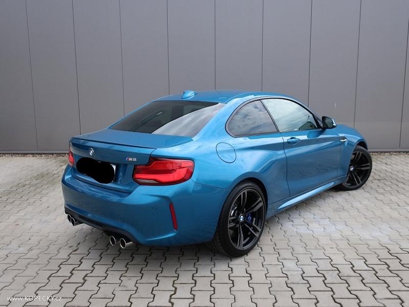Photo 3 de l'offre de BMW M2 COUPE (F87) M2 370CH M DKG à 55000€ chez YM Automobiles