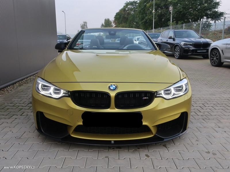 Photo 17 de l'offre de BMW M4 CABRIOLET (F83) M4 431CH DKG à 50000€ chez YM Automobiles