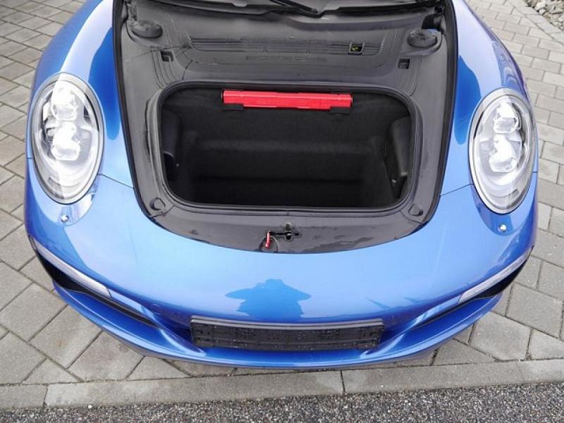 Photo 5 de l'offre de PORSCHE 911 COUPE (991) 3.0 370CH 4 PDK à 88100€ chez YM Automobiles