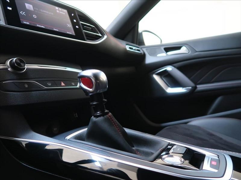 Photo 15 de l'offre de PEUGEOT 308 1.6 PURETECH 263CH E6.2 EVAP S&S GTI à 32000€ chez YM Automobiles