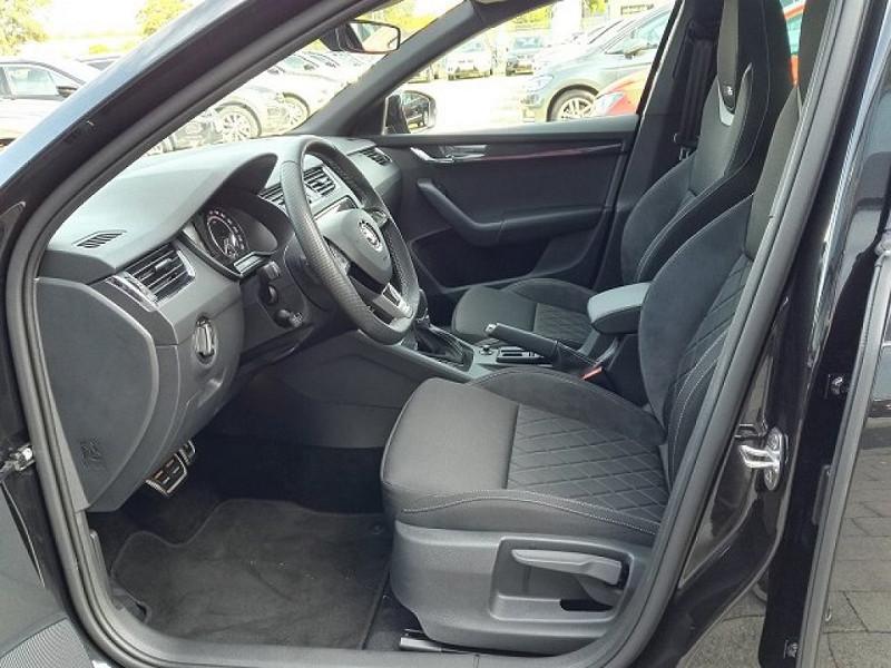 Photo 7 de l'offre de SKODA OCTAVIA BREAK 2.0 TSI 245CH RS DSG7 EURO6D-T EVAP à 35100€ chez YM Automobiles