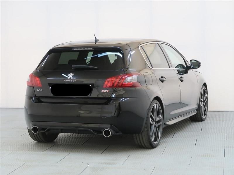 Photo 3 de l'offre de PEUGEOT 308 1.6 PURETECH 263CH E6.2 EVAP S&S GTI à 32000€ chez YM Automobiles