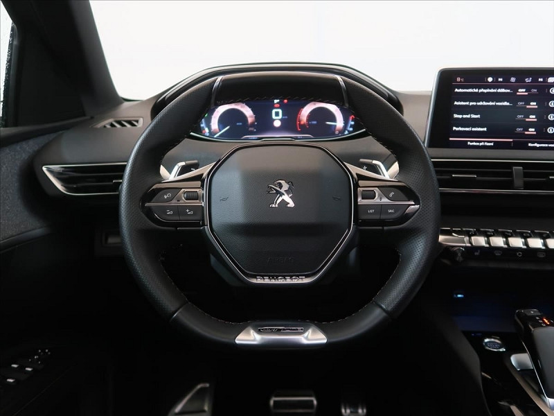 Photo 19 de l'offre de PEUGEOT 3008 2.0 BLUEHDI 180CH S&S GT LINE EAT8 à 31800€ chez YM Automobiles