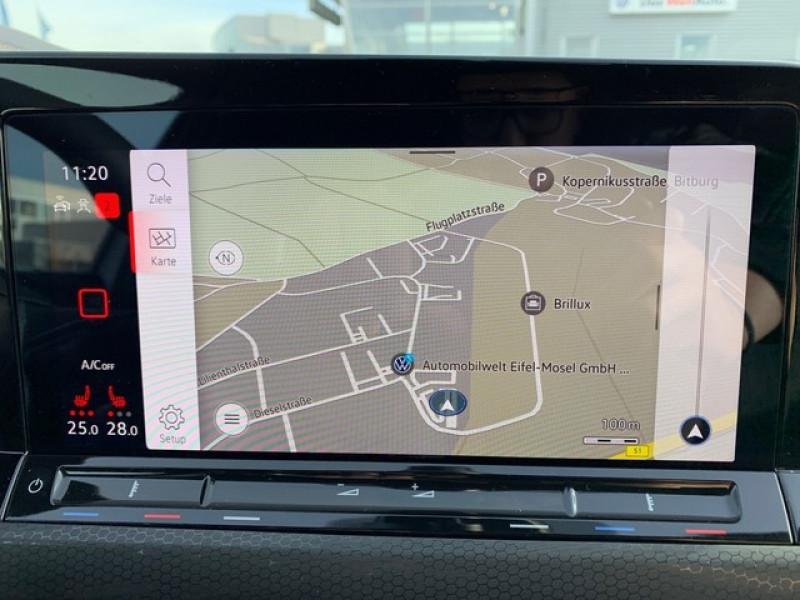 Photo 6 de l'offre de VOLKSWAGEN GOLF VIII 2.0 TSI 245CH GTI DSG7 à 43500€ chez YM Automobiles