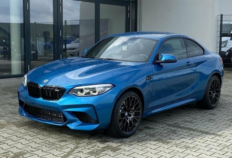 Photo 1 de l'offre de BMW M2 COUPE (F87) 3.0 410CH COMPETITION M DKG 29CV à 85500€ chez YM Automobiles