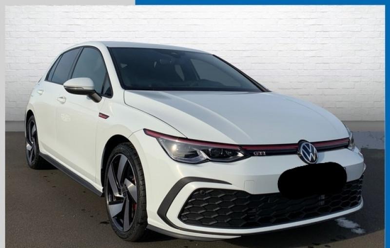 Volkswagen GOLF VIII 2.0 TSI 245CH GTI DSG7 Essence BLANC Neuf à vendre