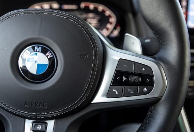 Photo 8 de l'offre de BMW SERIE 8 (G15) 840IA 340CH XDRIVE M SPORT 22CV à 115000€ chez YM Automobiles