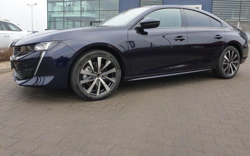 Photo 24 de l'offre de PEUGEOT 508 BLUEHDI 160CH S&S GT LINE EAT8 9CV à 40000€ chez YM Automobiles