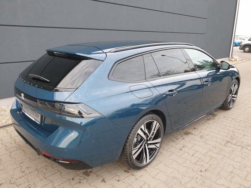 Photo 5 de l'offre de PEUGEOT 508 SW BLUEHDI 180CH S&S GT EAT8 à 44000€ chez YM Automobiles