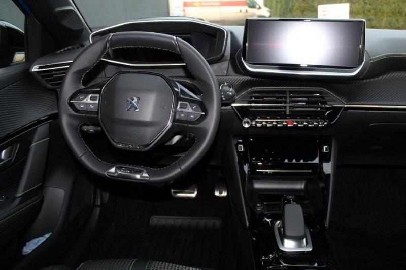 Photo 13 de l'offre de PEUGEOT 208 E-208 136CH GT LINE à 35000€ chez YM Automobiles