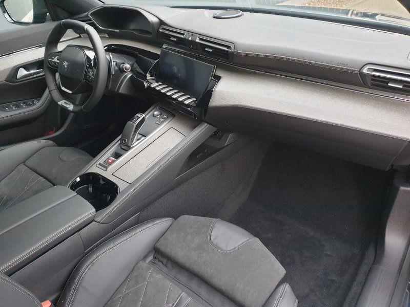 Photo 12 de l'offre de PEUGEOT 508 SW PURETECH 225CH S&S GT EAT8 13CV à 43500€ chez YM Automobiles