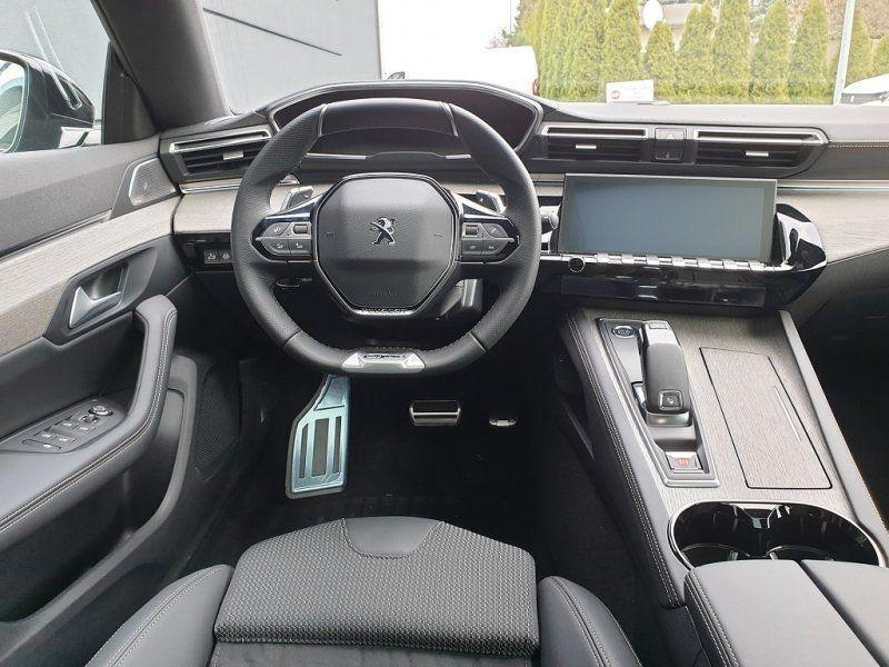 Photo 14 de l'offre de PEUGEOT 508 BLUEHDI 160CH S&S GT LINE EAT8 9CV à 40000€ chez YM Automobiles
