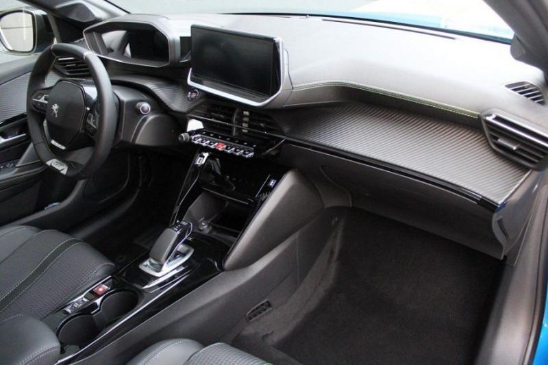Photo 11 de l'offre de PEUGEOT 208 E-208 136CH GT LINE à 35000€ chez YM Automobiles