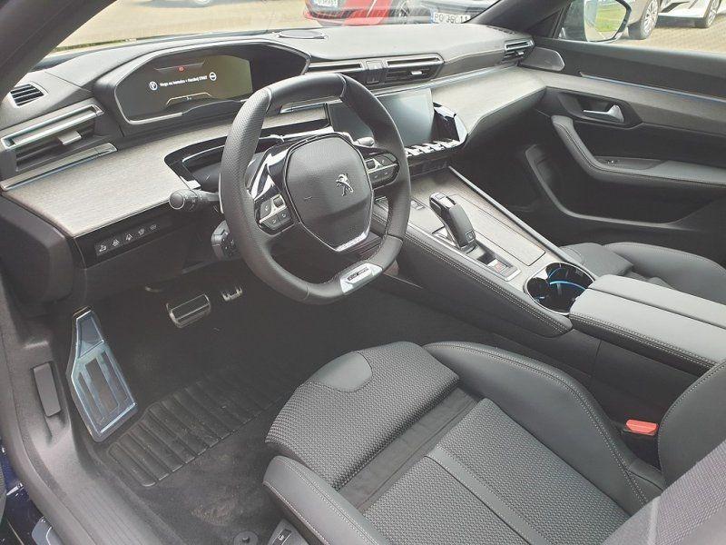 Photo 10 de l'offre de PEUGEOT 508 BLUEHDI 160CH S&S GT LINE EAT8 9CV à 40000€ chez YM Automobiles