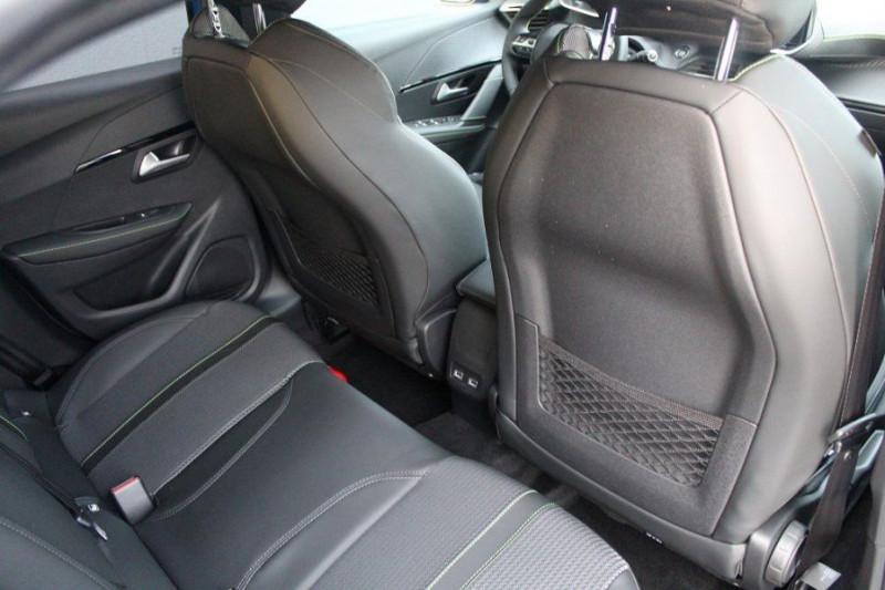 Photo 10 de l'offre de PEUGEOT 208 E-208 136CH GT LINE à 35000€ chez YM Automobiles
