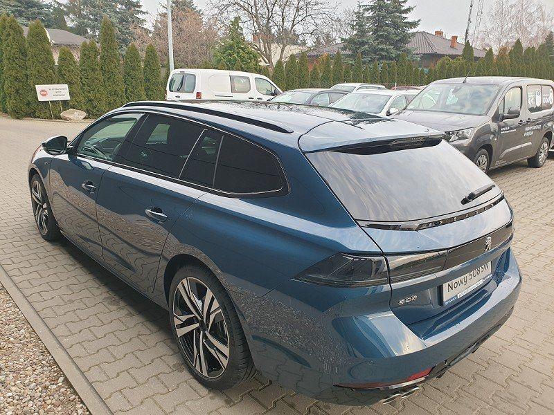 Photo 3 de l'offre de PEUGEOT 508 SW BLUEHDI 180CH S&S GT EAT8 à 44000€ chez YM Automobiles