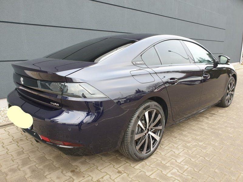 Photo 4 de l'offre de PEUGEOT 508 BLUEHDI 160CH S&S GT LINE EAT8 9CV à 40000€ chez YM Automobiles