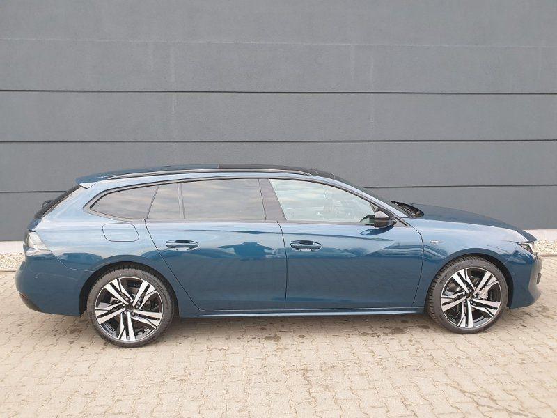 Photo 6 de l'offre de PEUGEOT 508 SW BLUEHDI 180CH S&S GT EAT8 à 44000€ chez YM Automobiles