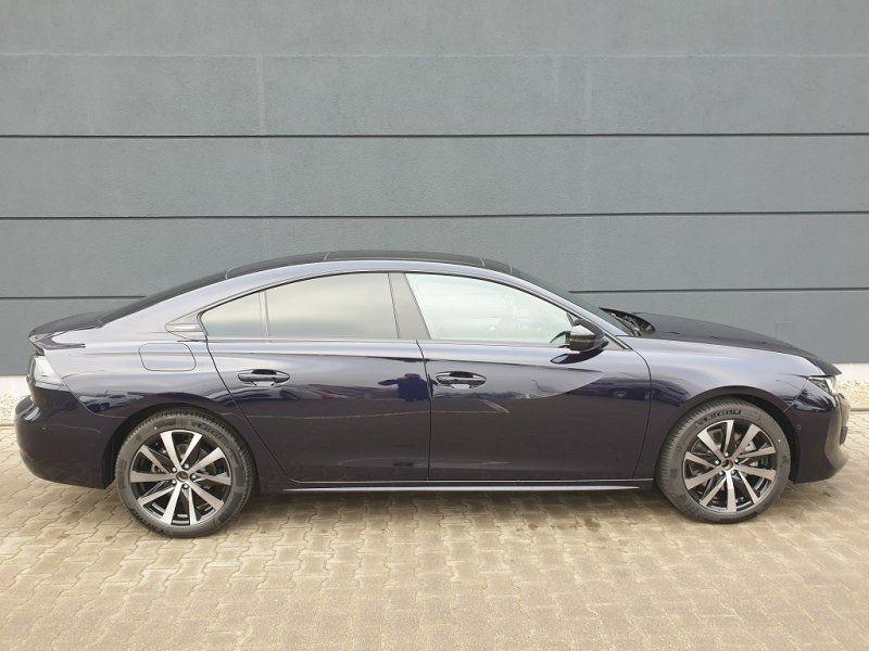 Photo 5 de l'offre de PEUGEOT 508 BLUEHDI 160CH S&S GT LINE EAT8 9CV à 40000€ chez YM Automobiles