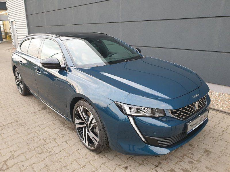 Photo 2 de l'offre de PEUGEOT 508 SW BLUEHDI 180CH S&S GT EAT8 à 44000€ chez YM Automobiles