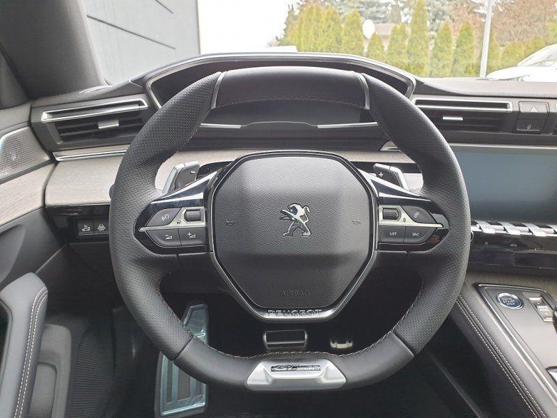 Photo 15 de l'offre de PEUGEOT 508 BLUEHDI 160CH S&S GT LINE EAT8 9CV à 40000€ chez YM Automobiles