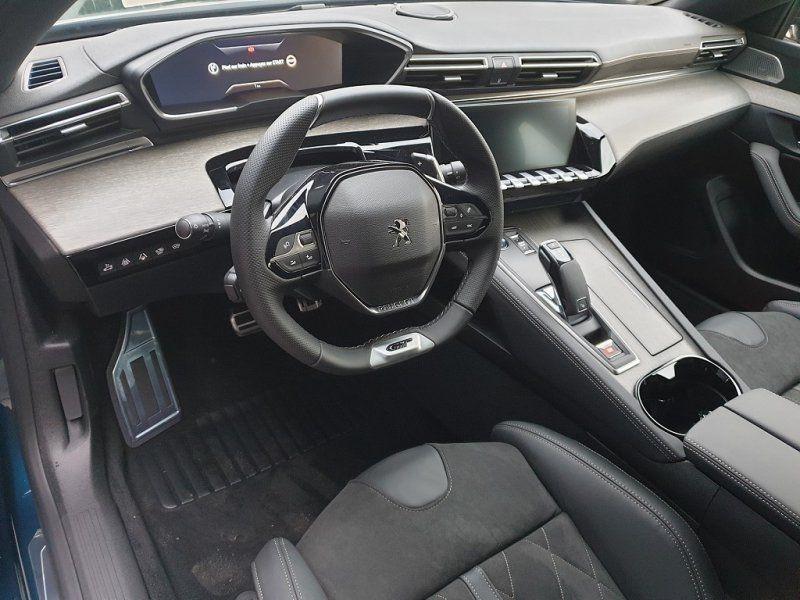 Photo 9 de l'offre de PEUGEOT 508 SW BLUEHDI 180CH S&S GT EAT8 à 44000€ chez YM Automobiles