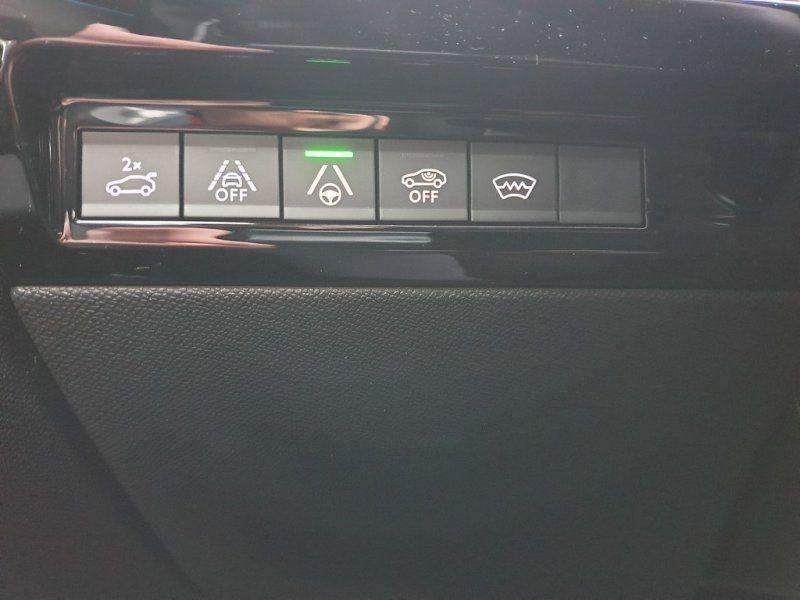 Photo 16 de l'offre de PEUGEOT 508 SW PURETECH 225CH S&S GT EAT8 13CV à 43500€ chez YM Automobiles