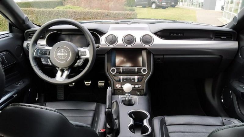 Photo 7 de l'offre de FORD MUSTANG FASTBACK 5.0 V8 460CH BULLITT à 81500€ chez YM Automobiles