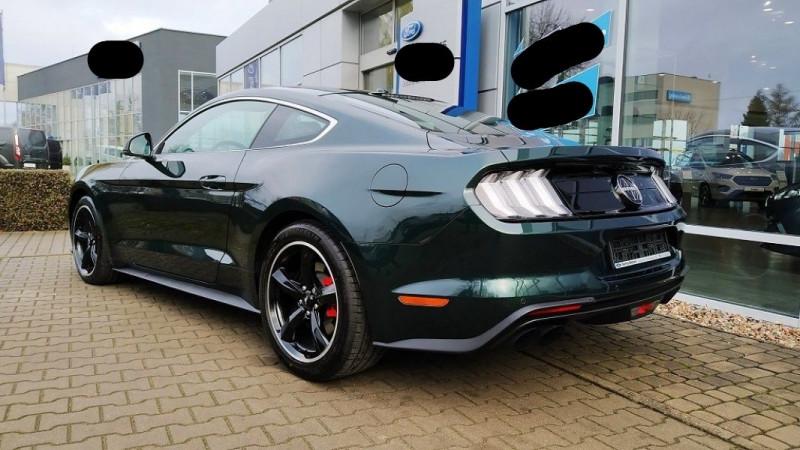 Photo 2 de l'offre de FORD MUSTANG FASTBACK 5.0 V8 460CH BULLITT à 81500€ chez YM Automobiles