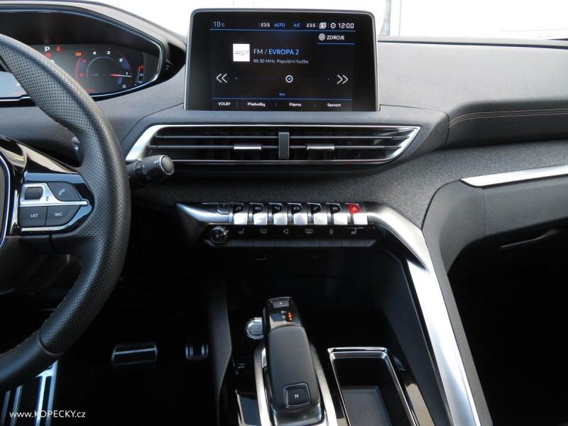 Photo 20 de l'offre de PEUGEOT 3008 2.0 BLUEHDI 180CH S&S GT LINE EAT8 à 29830€ chez YM Automobiles