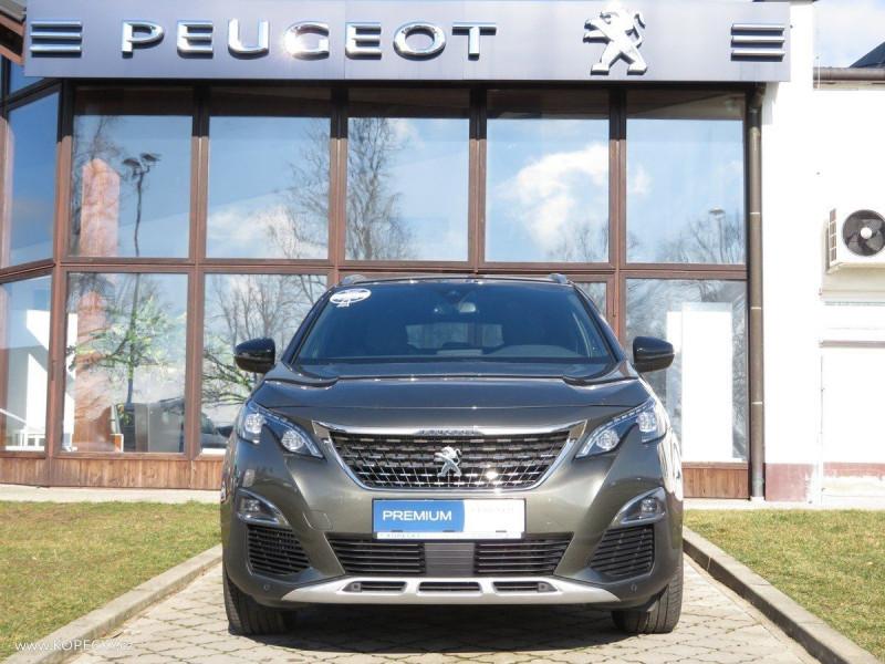 Photo 7 de l'offre de PEUGEOT 3008 2.0 BLUEHDI 180CH S&S GT LINE EAT8 à 29830€ chez YM Automobiles