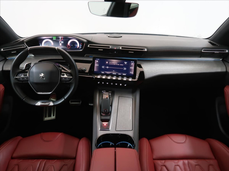 Photo 2 de l'offre de PEUGEOT 508 SW PURETECH 225CH S&S GT EAT8 119G à 31000€ chez YM Automobiles