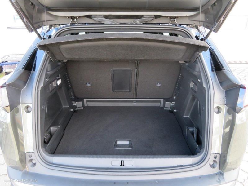 Photo 5 de l'offre de PEUGEOT 3008 2.0 BLUEHDI 180CH S&S GT LINE EAT8 à 29830€ chez YM Automobiles
