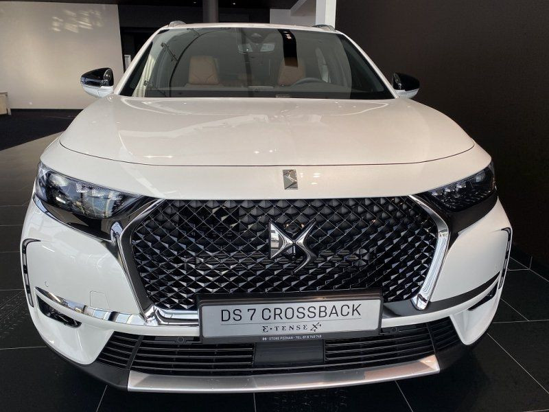 Photo 3 de l'offre de DS DS 7 CROSSBACK BLUEHDI 180CH GRAND CHIC AUTOMATIQUE à 52000€ chez YM Automobiles