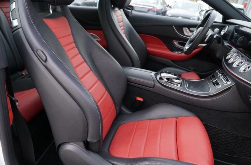 Photo 11 de l'offre de MERCEDES-BENZ CLASSE E COUPE (C238) 200 184CH FASCINATION 9G-TRONIC EURO6D-T à 46000€ chez YM Automobiles