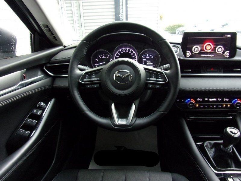 Photo 18 de l'offre de MAZDA MAZDA 6 2.0 SKYACTIV-G 165CH DYNAMIQUE EVAP à 24500€ chez YM Automobiles