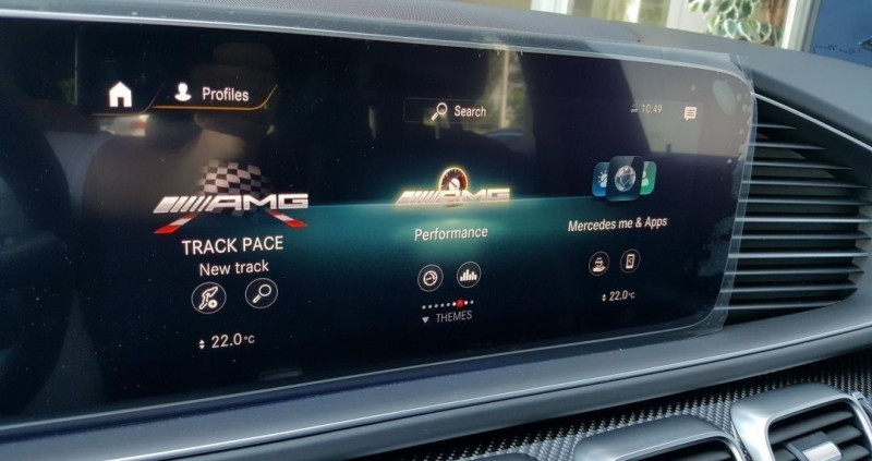 Photo 19 de l'offre de MERCEDES-BENZ GLE COUPE (C167) 53 AMG 435CH+22CH EQ BOOST 4MATIC+ 9G-TRONIC SPEEDSHIFT TCT à 100000€ chez YM Automobiles